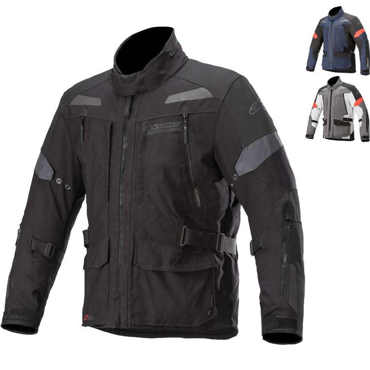 Alpinestars Valparaiso v3 Drystar CE Motorcycle Jacket