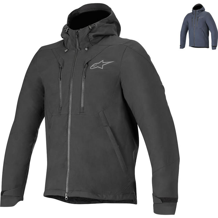 Alpinestars Domino Tech CE Motorcycle Hoodie