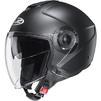 HJC I40 Plain Open Face Motorcycle Helmet & Visor Thumbnail 7