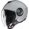 HJC I40 Plain Open Face Motorcycle Helmet & Visor Thumbnail 4