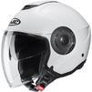 HJC I40 Plain Open Face Motorcycle Helmet & Visor Thumbnail 6