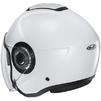 HJC I40 Plain Open Face Motorcycle Helmet & Visor Thumbnail 10