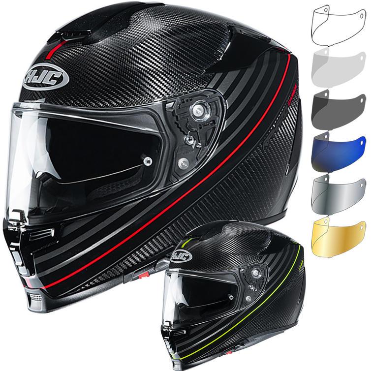 HJC RPHA 70 Artan Carbon Motorcycle Helmet & Visor