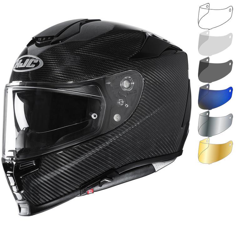 HJC RPHA 70 Carbon Motorcycle Helmet & Visor