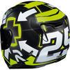 HJC RPHA 11 Iannone Replica Motorcycle Helmet Thumbnail 5