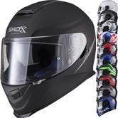 Shox Assault Evo ACU Motorcycle Helmet