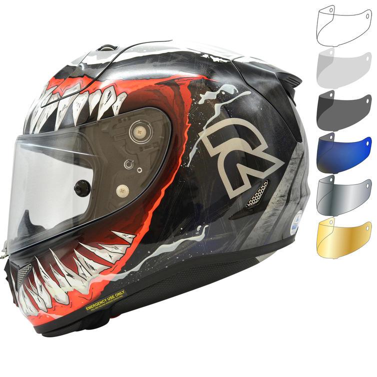 HJC RPHA 11 Venom 2 Motorcycle Helmet & Visor