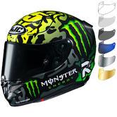 HJC RPHA 11 Crutchlow Special 1 Motorcycle Helmet & Visor