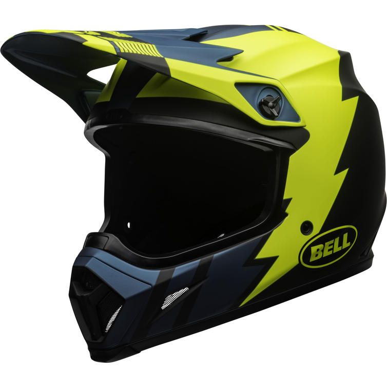 Bell MX-9 MIPS Strike Limited Edition Motocross Helmet