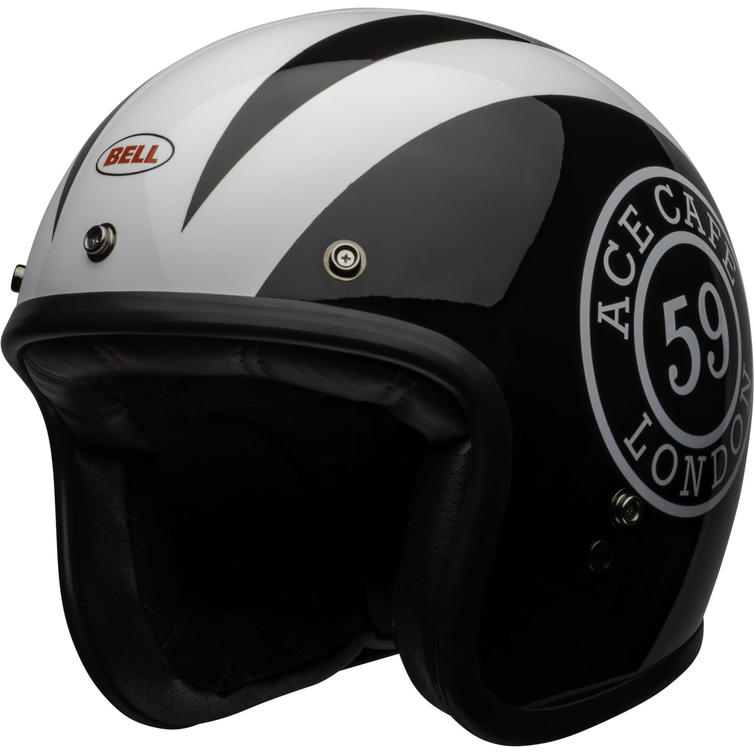 Bell Custom 500 Ace Café 59 Limited Edition Open Face Motorcycle Helmet