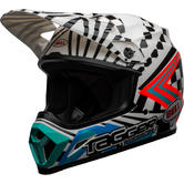 Bell MX-9 MIPS Tagger Check Me Out Limited Edition Motocross Helmet