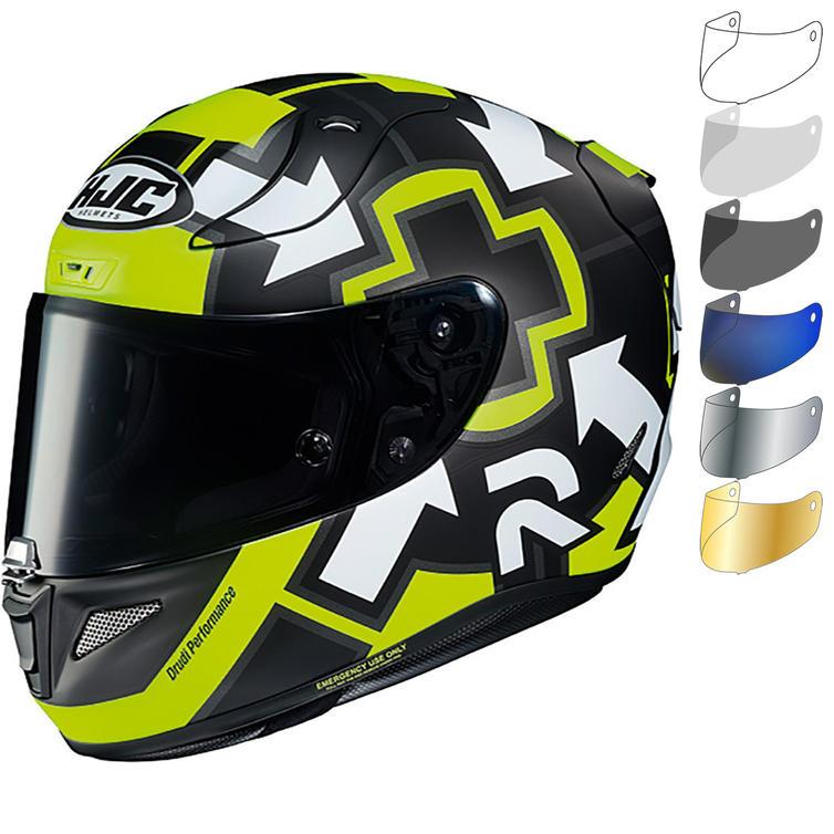 HJC RPHA 11 Iannone Replica Motorcycle Helmet & Visor