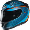 HJC RPHA 11 Bine Motorcycle Helmet & Visor Thumbnail 4