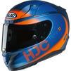 HJC RPHA 11 Bine Motorcycle Helmet & Visor Thumbnail 6