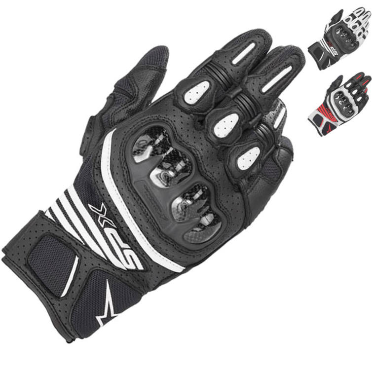 Alpinestars SP-X Air Carbon v2 Motorcycle Gloves