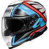 Shoei GT-Air 2 Haste Motorcycle Helmet & Visor Thumbnail 4