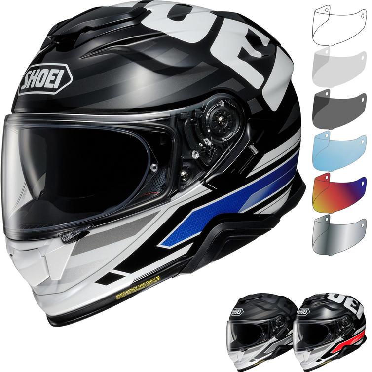 Shoei GT-Air 2 Insignia Motorcycle Helmet & Visor
