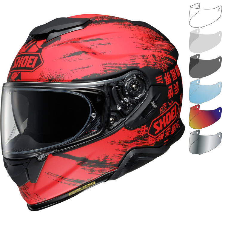 Shoei GT-Air 2 Ogre Motorcycle Helmet & Visor