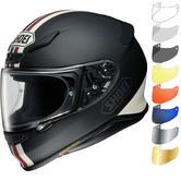 Shoei NXR Equate Motorcycle Helmet & Visor