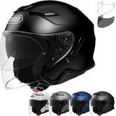 Shoei J-Cruise 2 Open Face Motorcycle Helmet & Visor