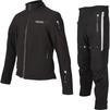 Spada Commute CE Motorcycle Jacket & Trousers Black Kit Thumbnail 1
