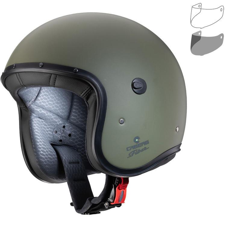 Caberg Freeride Open Face Motorcycle Helmet & Visor