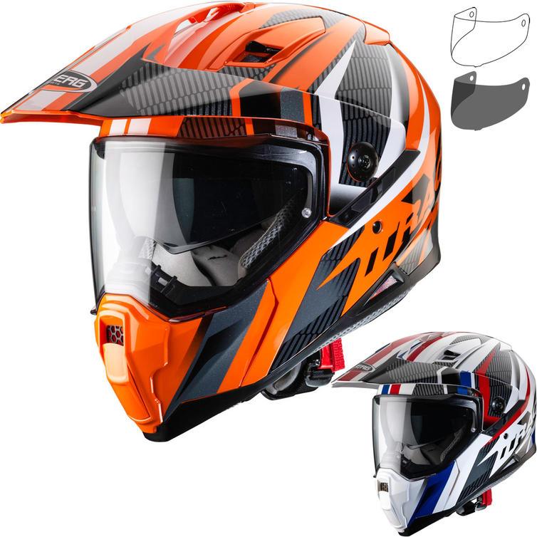Caberg X-Trace Savana Dual Sport Helmet & Visor