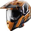 Caberg X-Trace Savana Dual Sport Helmet & Visor Thumbnail 4
