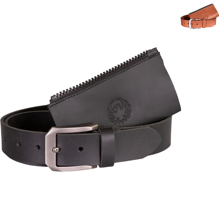 Merlin Leather Connecting Belt