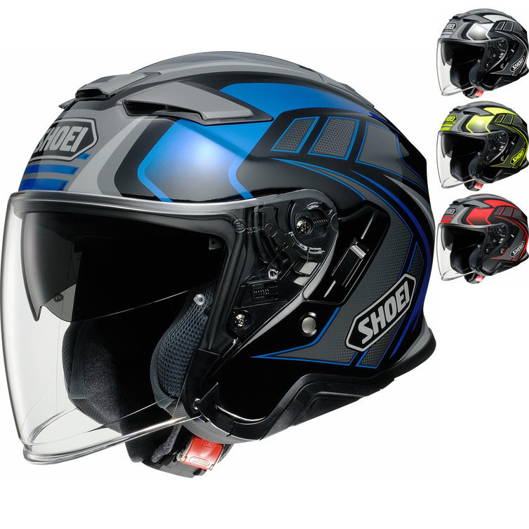 Shoei J-Cruise 2 Aglero Open Face Motorcycle Helmet