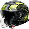 Shoei J-Cruise 2 Aglero Open Face Motorcycle Helmet Thumbnail 5
