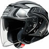 Shoei J-Cruise 2 Aglero Open Face Motorcycle Helmet Thumbnail 4