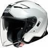 Shoei J-Cruise 2 Adagio Open Face Motorcycle Helmet & Visor Thumbnail 4