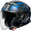 Shoei J-Cruise 2 Aglero Open Face Motorcycle Helmet & Visor Thumbnail 4