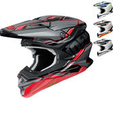 Shoei VFX-WR Allegiant Motocross Helmet