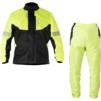 Alpinestars Hurricane Motorcycle Rain Over Jacket & Pants Kit Yellow Fluo Black Thumbnail 2