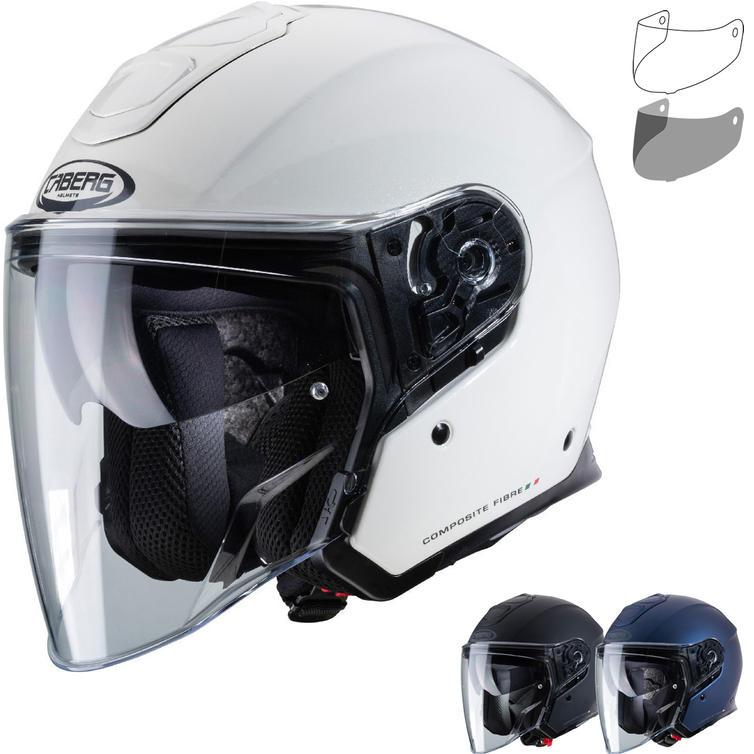 Caberg Flyon Open Face Motorcycle Helmet & Visor