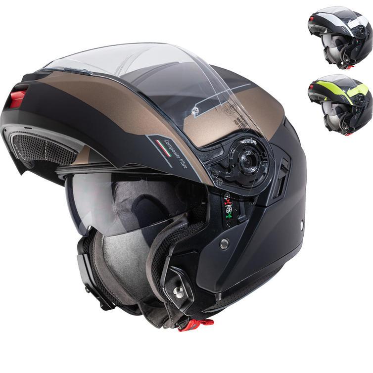 Caberg Levo Prospect Flip Front Motorcycle Helmet
