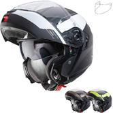 Caberg Levo Prospect Flip Front Motorcycle Helmet & Visor