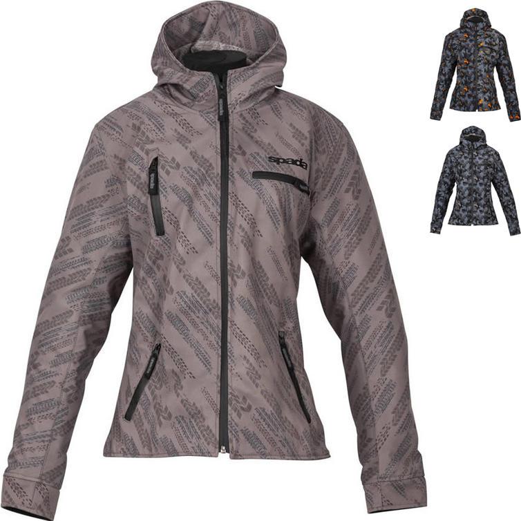 Spada Grid CE Ladies Motorcycle Jacket