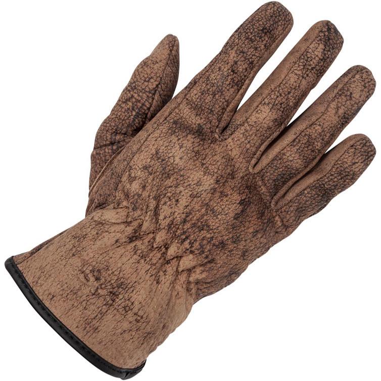Spada Skin Kit CE Leather Motorcycle Gloves