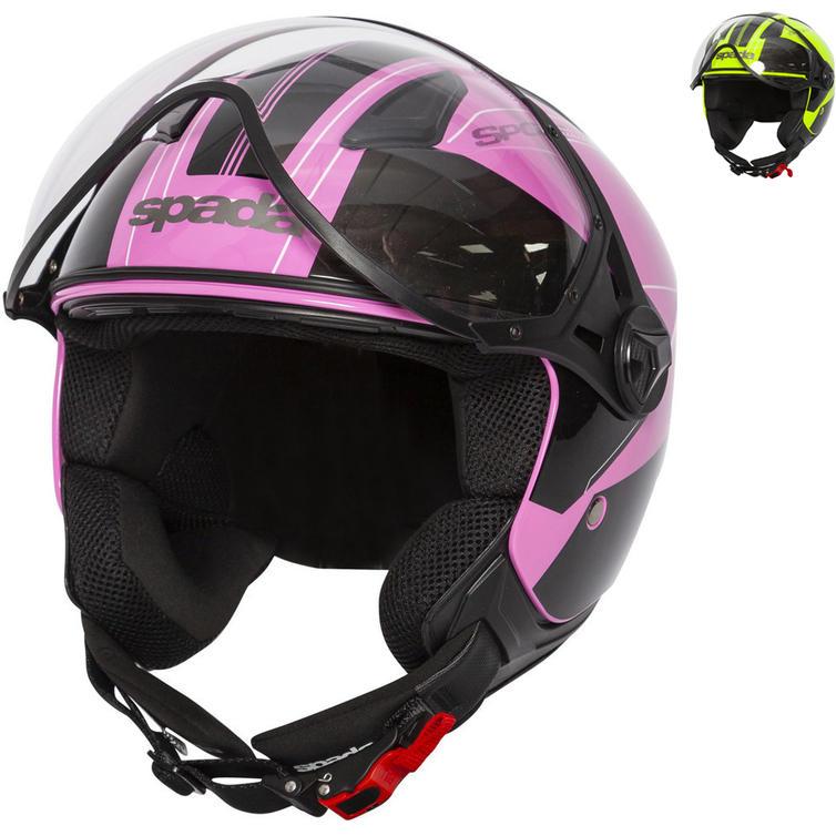 Spada Hellion Twist Open Face Motorcycle Helmet