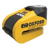Oxford Quartz XA10 Alarm Disc Lock (10mm pin)