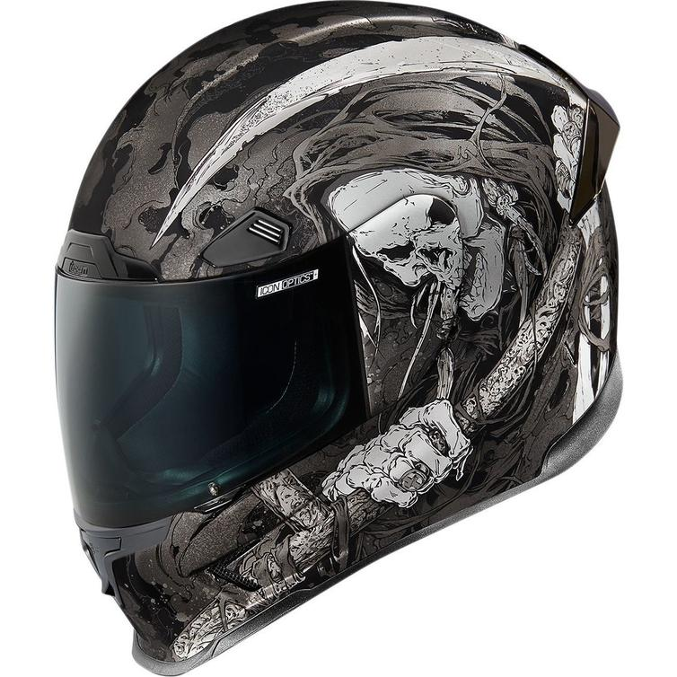 Icon Airframe Pro Harbinger Motorcycle Helmet