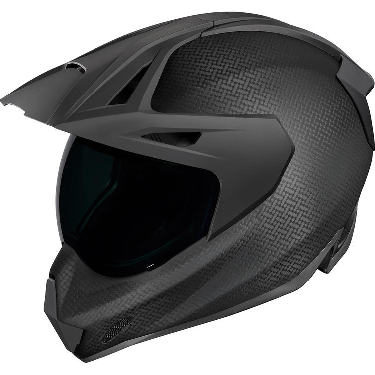 Icon Variant Pro Ghost Carbon Dual Sport Helmet