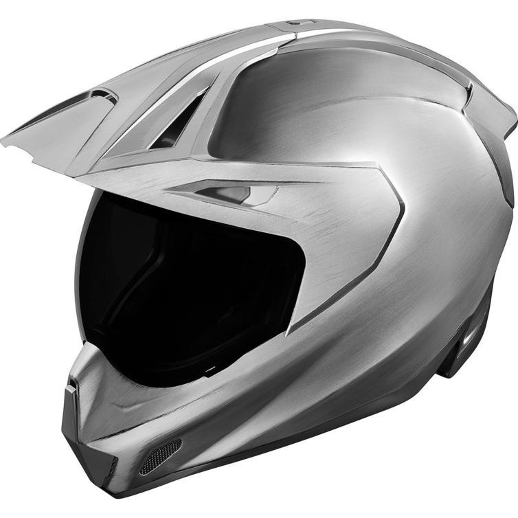 Icon Variant Pro Quicksilver Dual Sport Helmet
