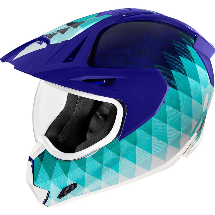 Icon Variant Pro Hello Sunshine Dual Sport Helmet