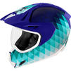 Icon Variant Pro Hello Sunshine Dual Sport Helmet Thumbnail 1