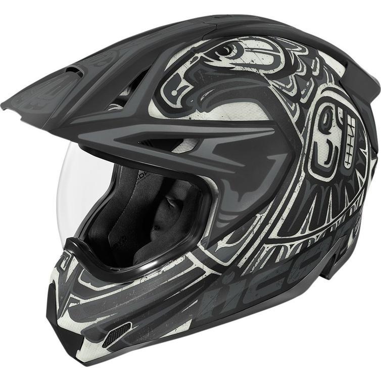 Icon Variant Pro Totem Dual Sport Helmet