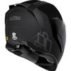 Icon Airflite MIPS Stealth Motorcycle Helmet Thumbnail 5